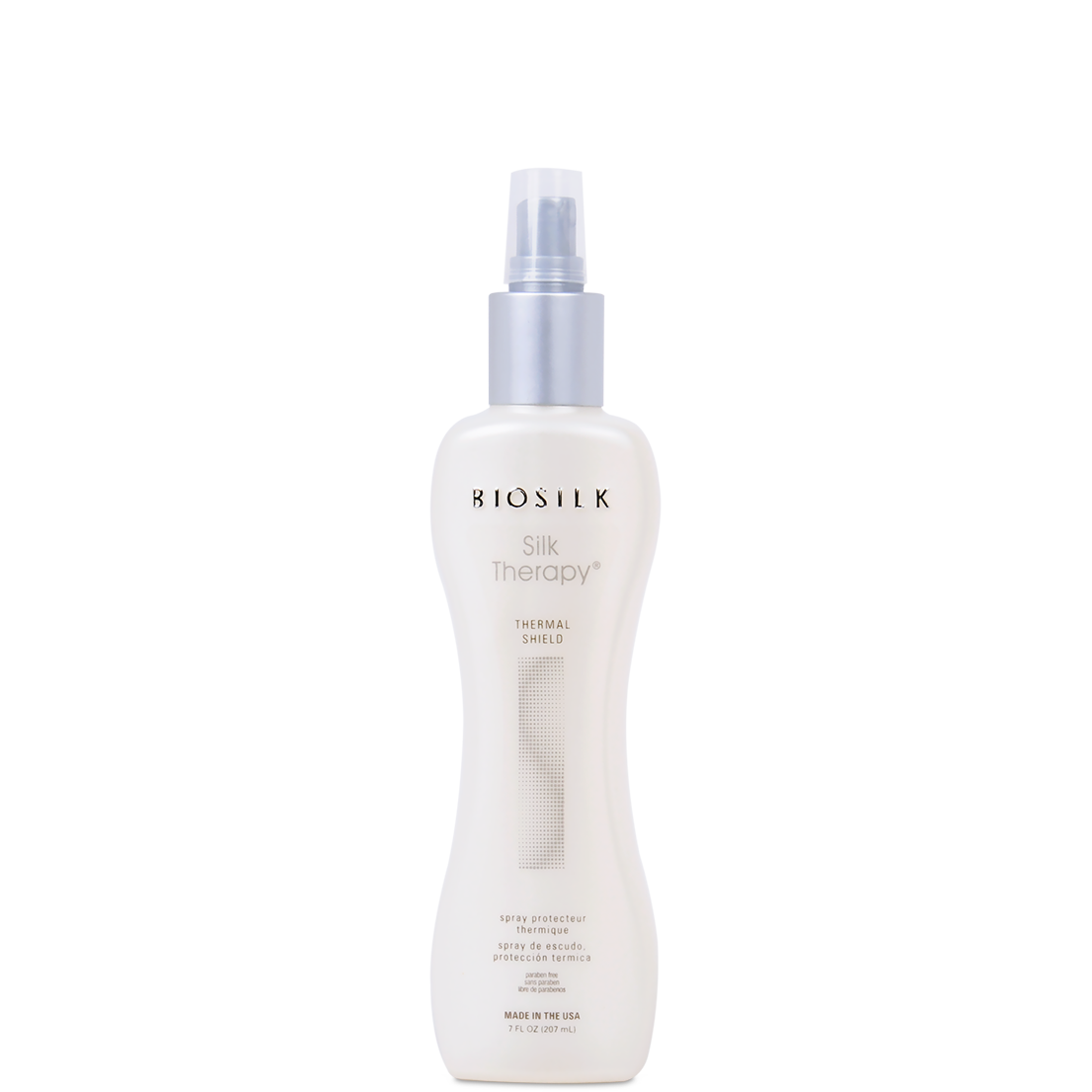 BioSilk Thermal Protection Spray, Atlanta Lifestyle Magazine – Featured BioSilk Thermal Shield Protection Spray