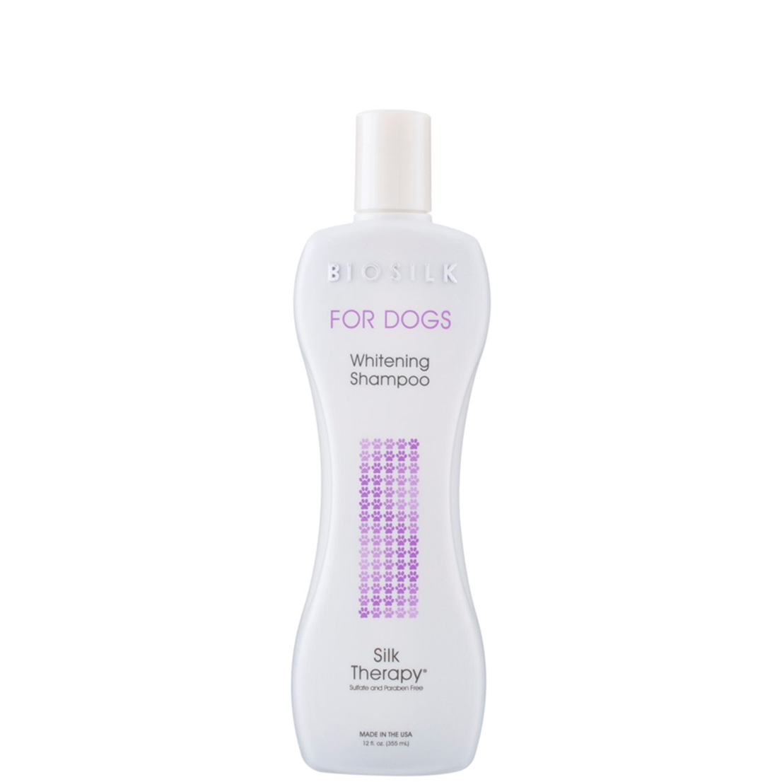 BioSilk for Dogs Whitening Shampoo