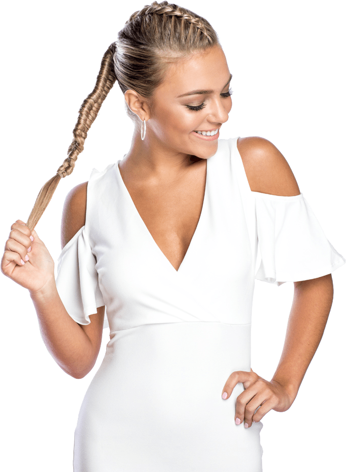 BioSilk Titanium Professional Hair Dryer, Kelsea's Chic Updo HowTo – BioSilk Silk Therapy Serum