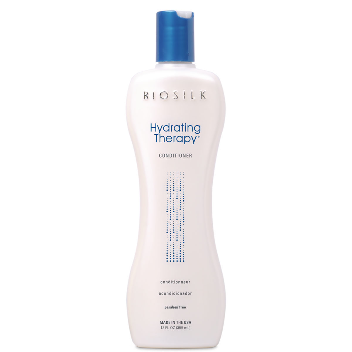 BioSilk Hydrating Therapy Conditioner 12 fl.oz. - BioSilk Haircare - BioSilk Hydrating Therapy
