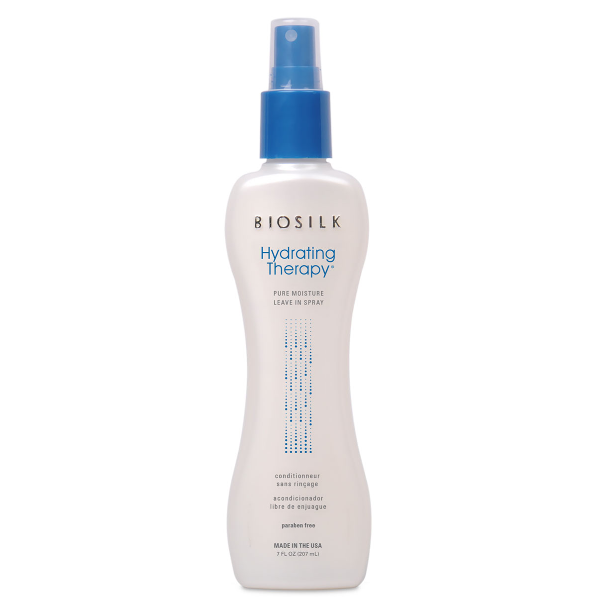 BioSilk Hydrating Therapy Leave-In Spray 7 fl.oz. - BioSilk Haircare - BioSilk Hydrating Therapy